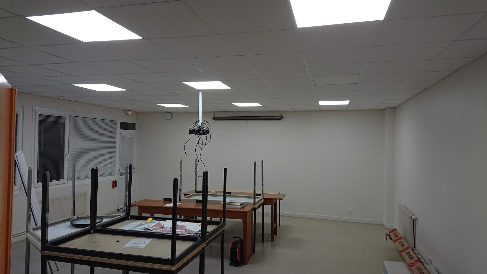 plaquiste à Caen - Installation de faux plafonds