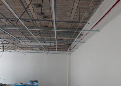 Réalisation d'un faux plafond à Caen (Calvados-14)